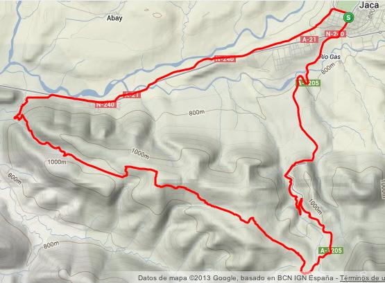 Mapa Retos BTTAVA