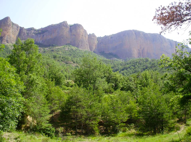 Sierra San Juan de la Peña
