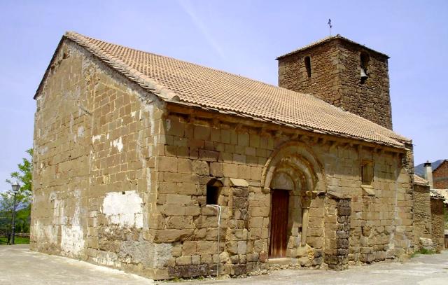 Iglesia de Arbués