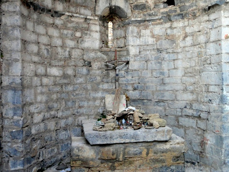 Altar Iglesia Bergosa
