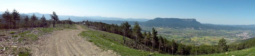 Cresta subida al Albarún