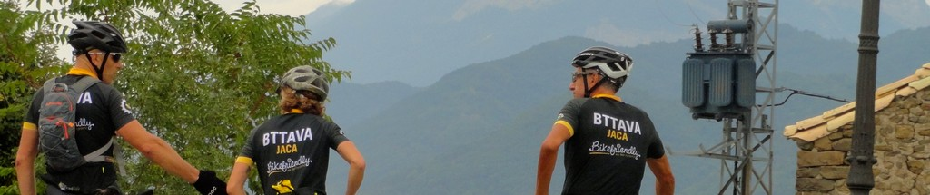 Rutas de BTT en Jaca/Pirineos